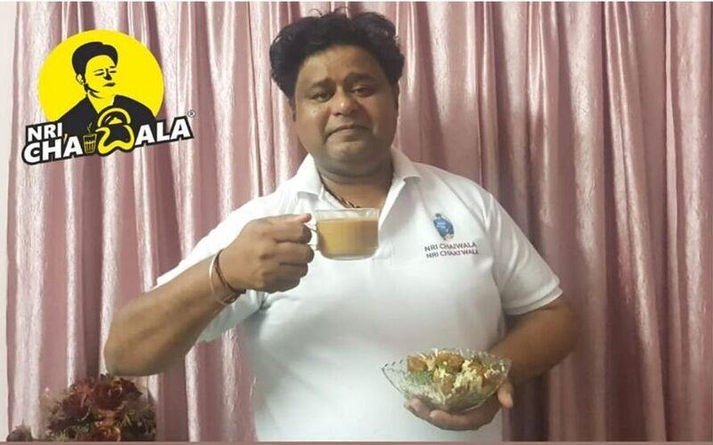 एनआरआई चायवाला जगदीश कुमार