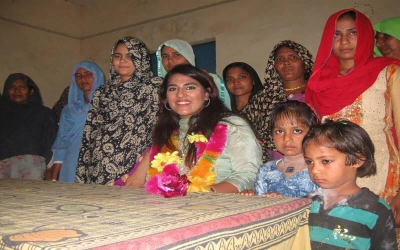डॉक्टरी की पढ़ाई करने के बाद गांव की दशा बदलने के लिए 24 साल की उम्र में बनी गांव की सरपंच
