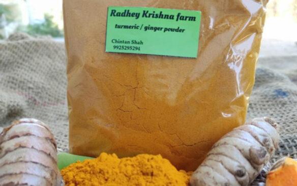 Chintan Shah Turmeric powder
