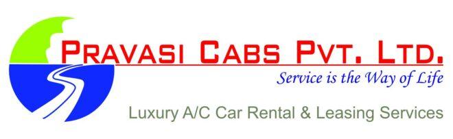 pravasi Cab Logo