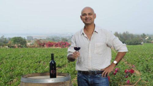 इस व्यक्ति ने नौकरी छोड़ शुरू की अंगूर की खेती और देश में खड़ी की सबसे बड़ी वाइन कंपनी