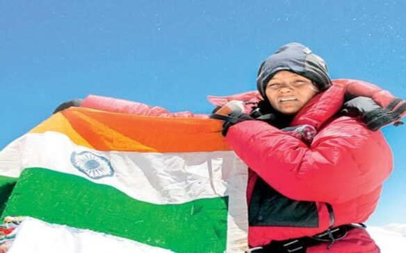 अरुणिमा सिन्हा: माउंट एवरेस्ट फतह करने वाली पहली विकलांग भारतीय महिला की सफलता की कहानी