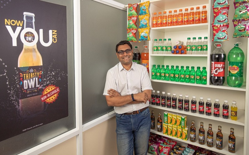 TABP Snacks and Beverage Success story in Hindi
